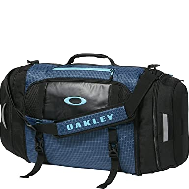 9a6faf151f Oakley Mens Link Duffel Bag One Size Blue Shade