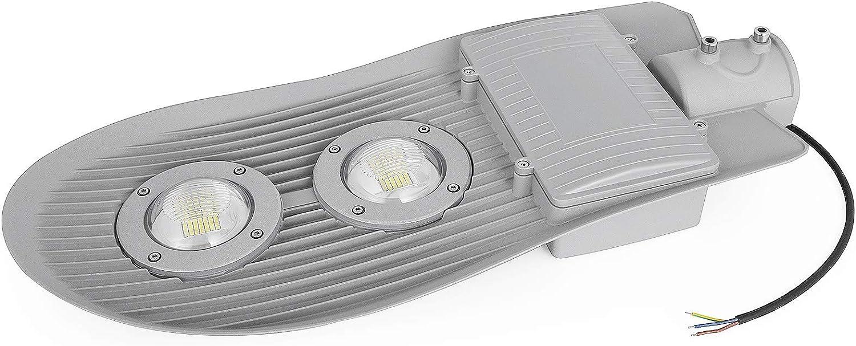 Machabeau 100W Lampe de Route Exterieur LED Street Light Lampadaire Led