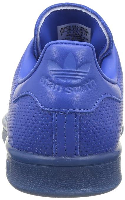 reputable site b96d7 7281a Adidas Originals Stan Smith Adicolor Hombres zapatilla de deporte azul  S80246  Amazon.es  Zapatos y complementos