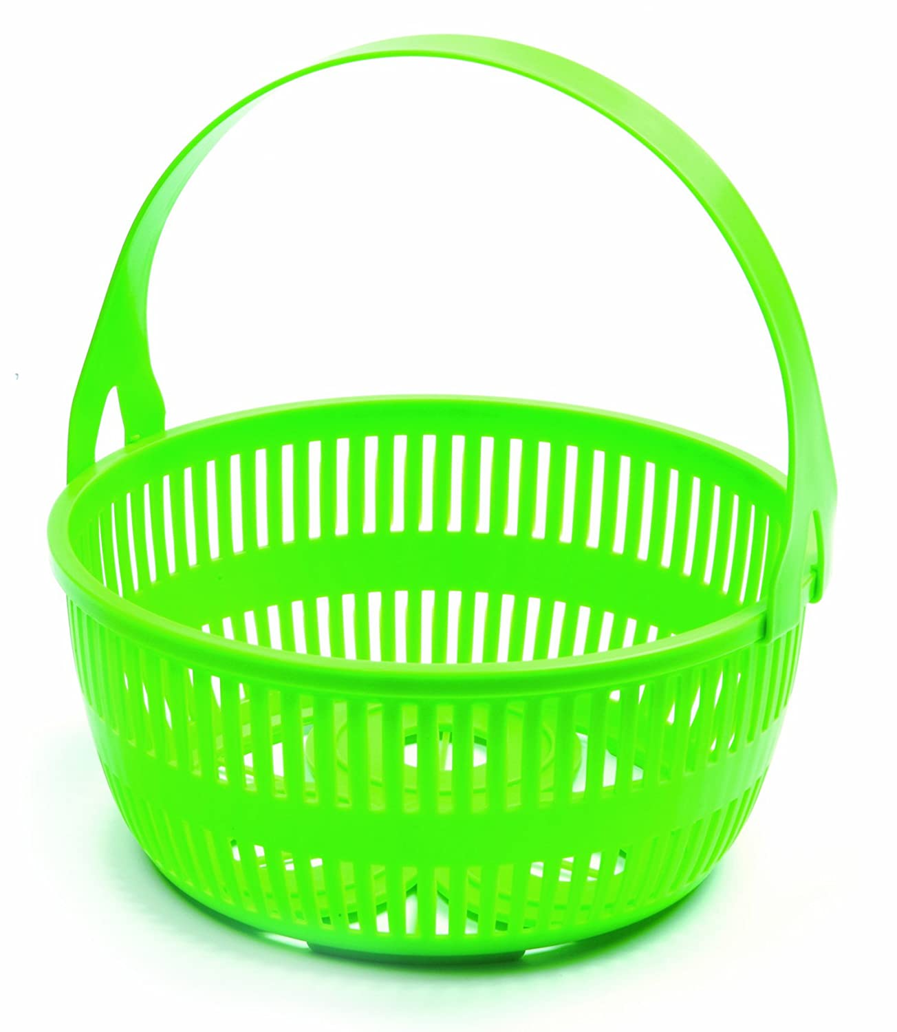 Norpro Canning Basket with Removeable Handle, Green 648