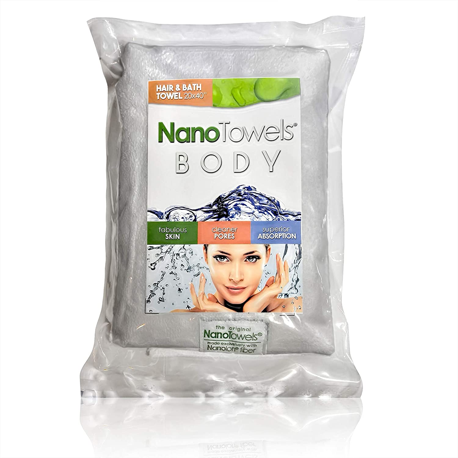 Nano Towels Bath & Shower Towel