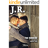 JR: Romance Gay (Portuguese Edition) book cover