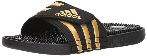 efce439954b adidas Performance Men s Adissage Slide Sandal