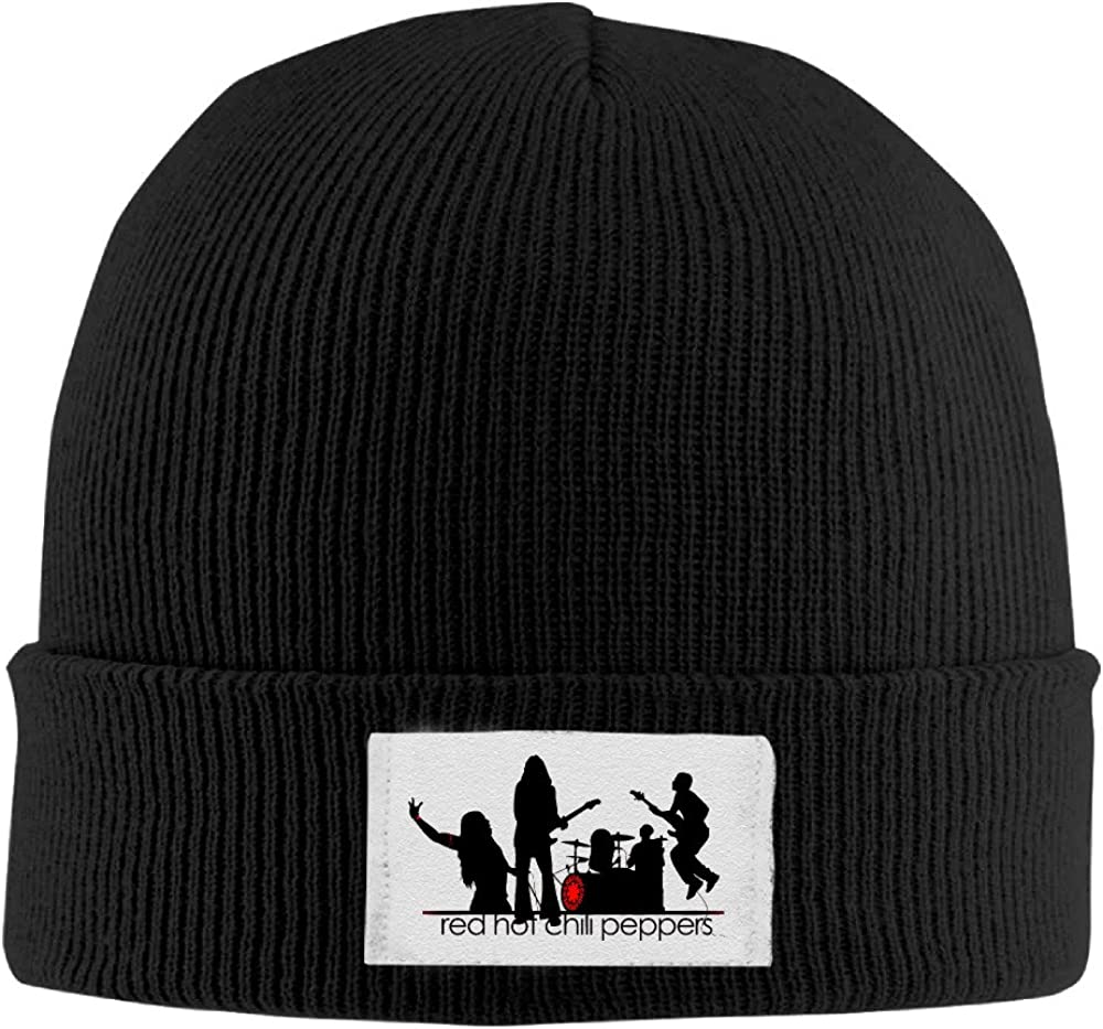 Creamfly Adult RHCP American Rock Band Wool Watch Cap