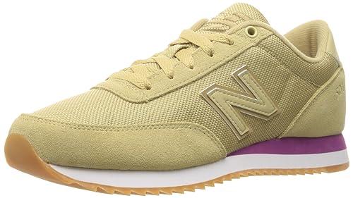 New Balance Women's WZ501V1 Classic Running Shoe, Dust/Jewel, ...