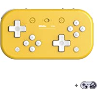 8Bitdo Lite Bluetooth Gamepad for Nintendo Switch Lite, Nintendo Switch & Windows,Steam, Raspberry Pi with a…