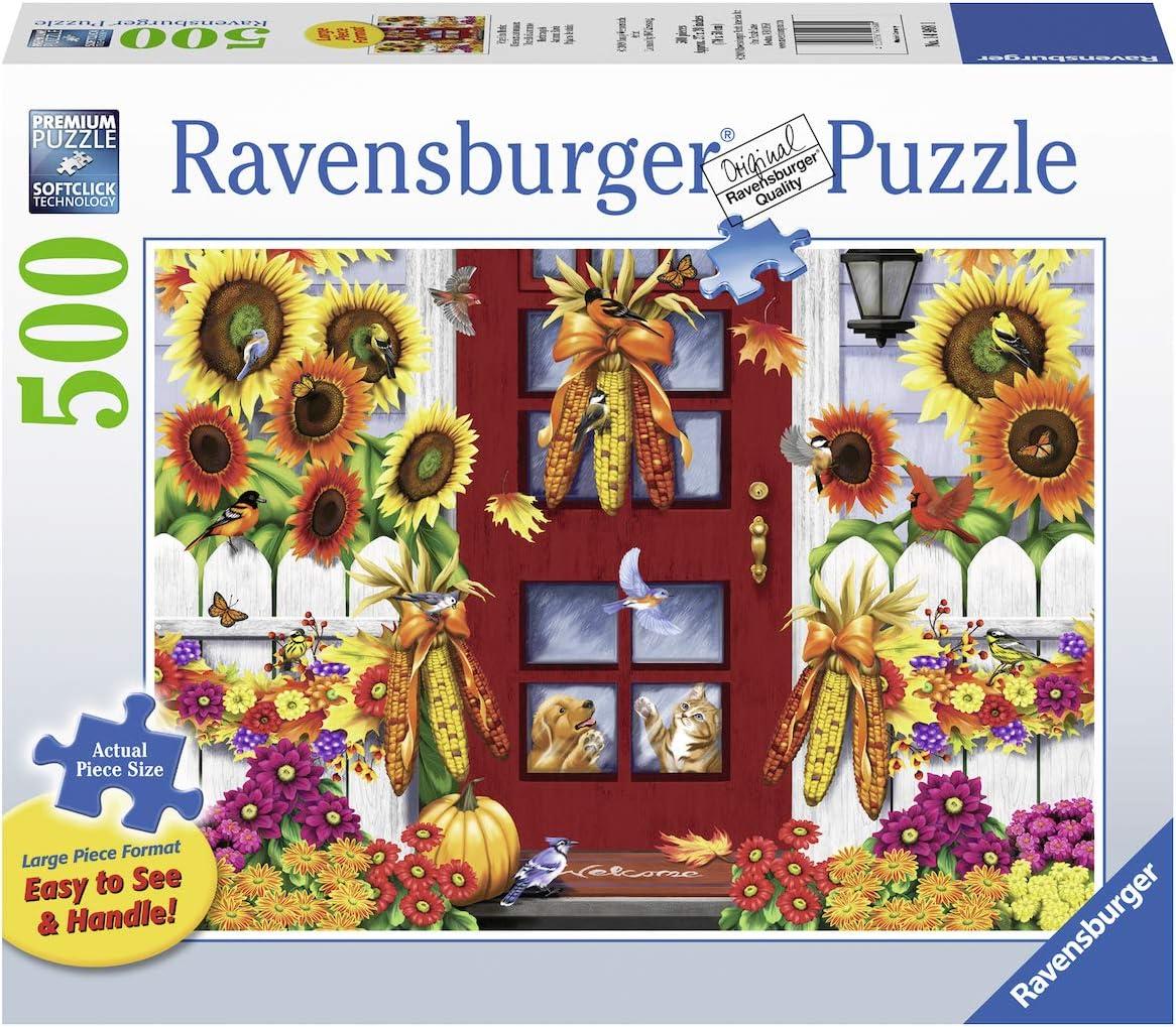 Ravensburger notre British Birds 500 Piece Jigsaw Puzzle