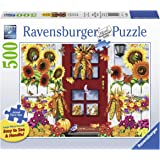 Ravensburger Autumn Birds 14968 500 Piece Large Pieces Jigsaw Puzzle for Adults, Every Piece is Unique, Softclick…