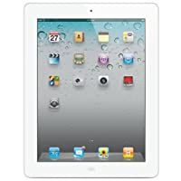 Apple iPad 4 with Retina Display 16GB Wi-Fi Only Tablet, White (Certified Refurbished)