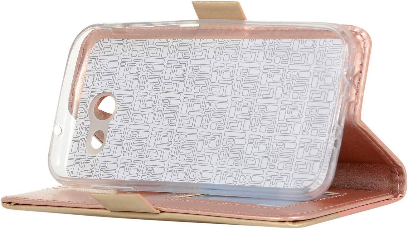 Shockproof Flip Case Cover for Samsung Galaxy J7 2017 LOHHA120140 Black Lomogo Leather Wallet Case for Galaxy J7 V//J7 SkyPro//J7 Perx with Stand Feature Card Holder Magnetic Closure