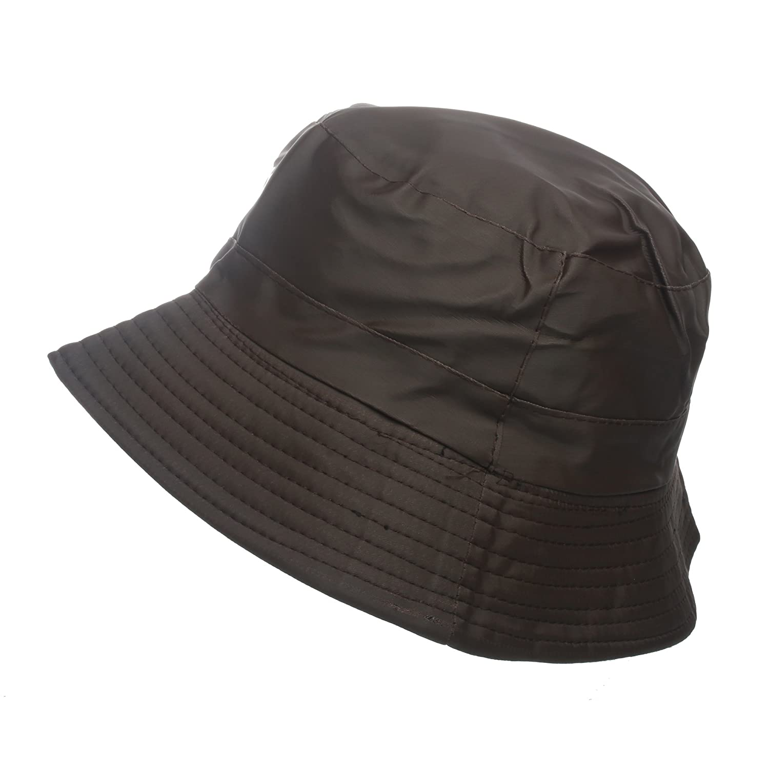 Unisex Plain Outdoor Shower Proof Festival Bucket Hat available in a selection of colours and Sizes
