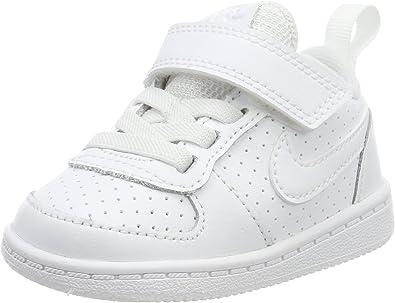 TDV Scarpe da Ginnastica Unisex-Bambini Nike Court Borough Low 2