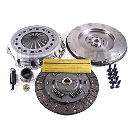 Amazon.com: LUK CLUTCH KIT & FLYWHEEL 94-97 FORD SUPERDUTY F59 F250 F350 7.3L POWER STROKE: Automotive