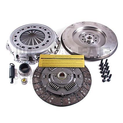 Amazon.com: LUK CLUTCH KIT & FLYWHEEL 94-97 FORD SUPERDUTY F59 F250 F350 7.3L POWER STROKE: Automotive