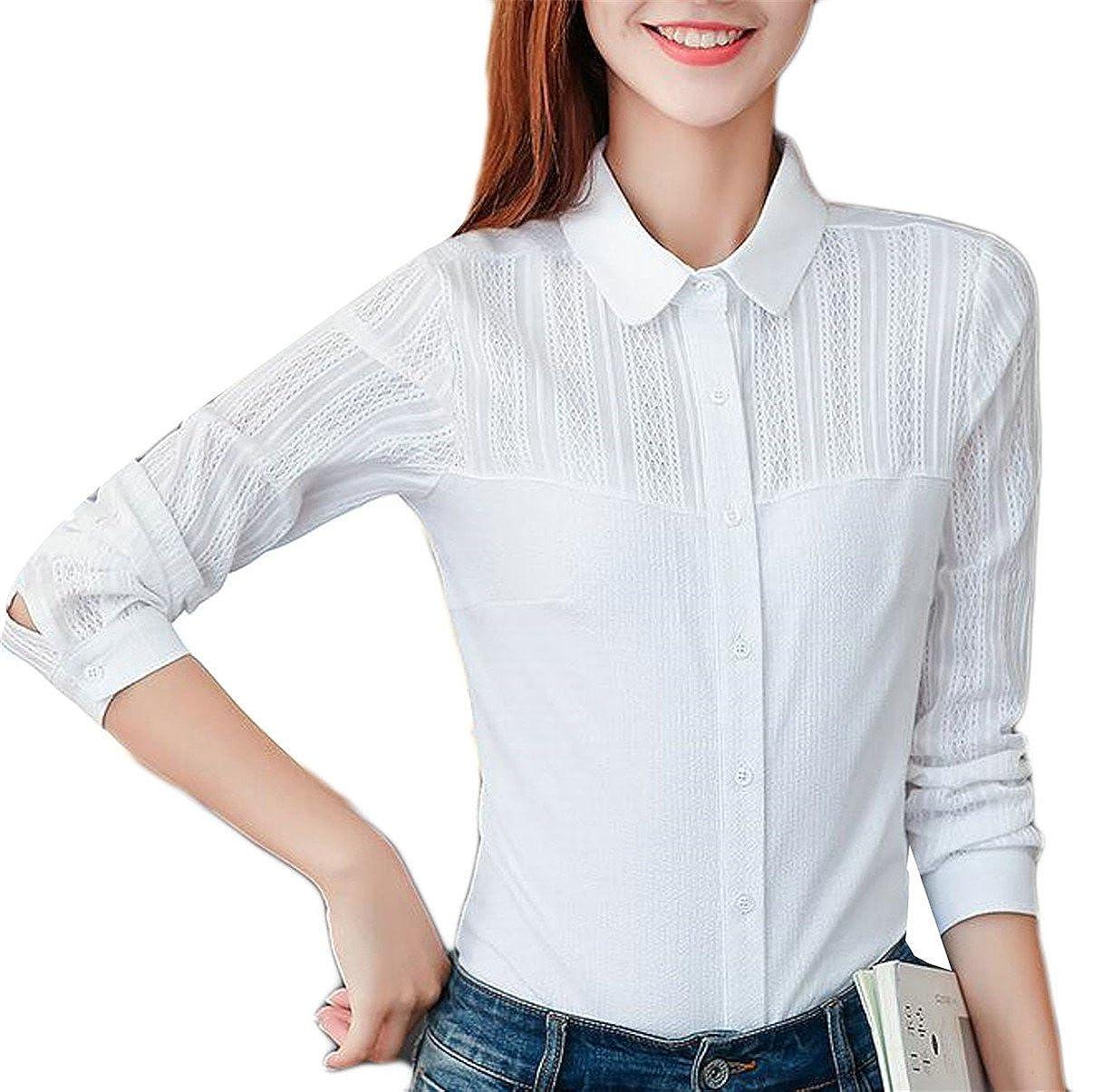 Wsplyspjy Women Fashion Slim Fit Cotton Linen Long Sleeve Dress
