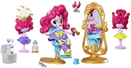 Amazon Com My Little Pony Equestria Girls Pinkie Pie Switch A Do