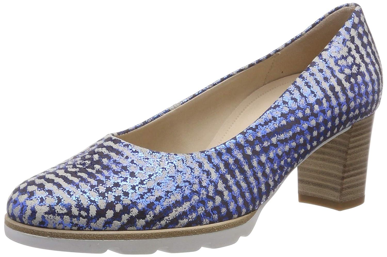 Blau (Blau 86) Gabor Damen Comfort Fashion Pumps