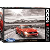 Eurographics Puzzle 1000 Pc - Ford Mustang 2015