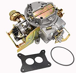 2 Barrel Carburetor Carb 2100 Carburetor 2150 Carburetor Compatible with Ford 289 302 351 Cu Jeep Engine F100 F250 F350 with Electric Choke Mounting Gasket - 302carburetor by BOOTOP