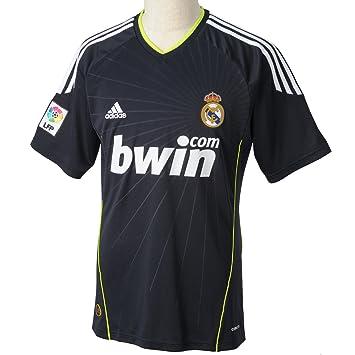 adidas Real A Jsy – Camiseta Fútbol Real Madrid exterior hombre, color azul claro,