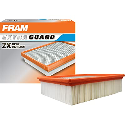 FRAM CA8243 Extra Guard Flexible Rectangular Panel Air Filter: Automotive