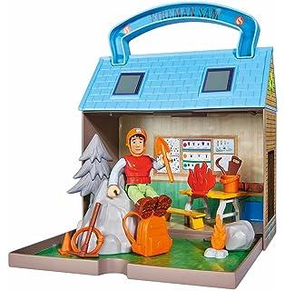 Simba Feuerwehrmann Sam Adventskalender 2018 Film- & TV-Spielzeug