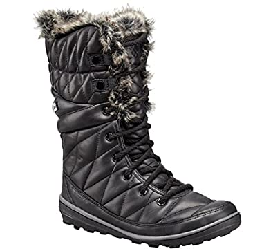Columbia Heavenly Omni-Heat Leather After Dark A6pNX3