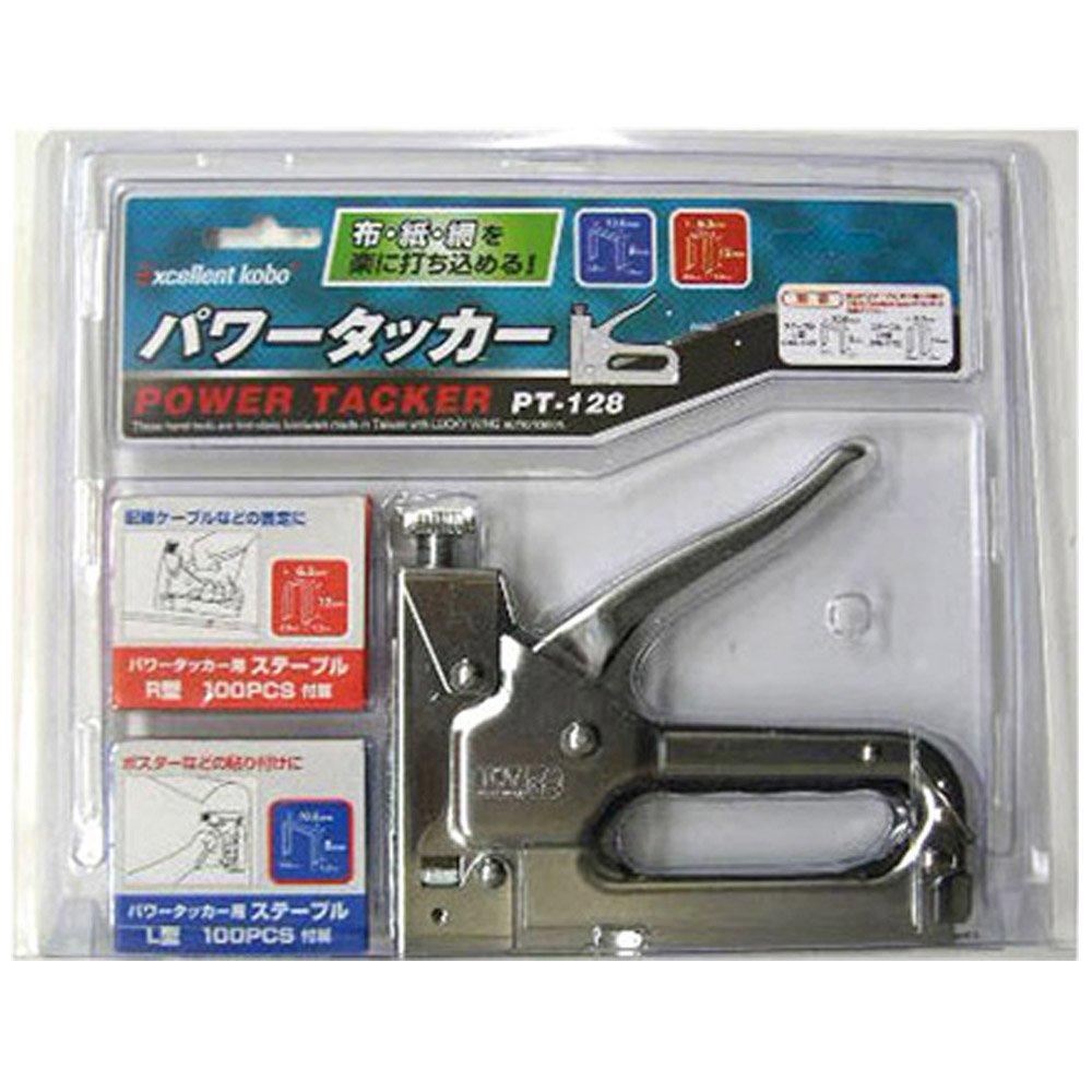 EXCELLENT KOBO パワータッカー PT-128 820463