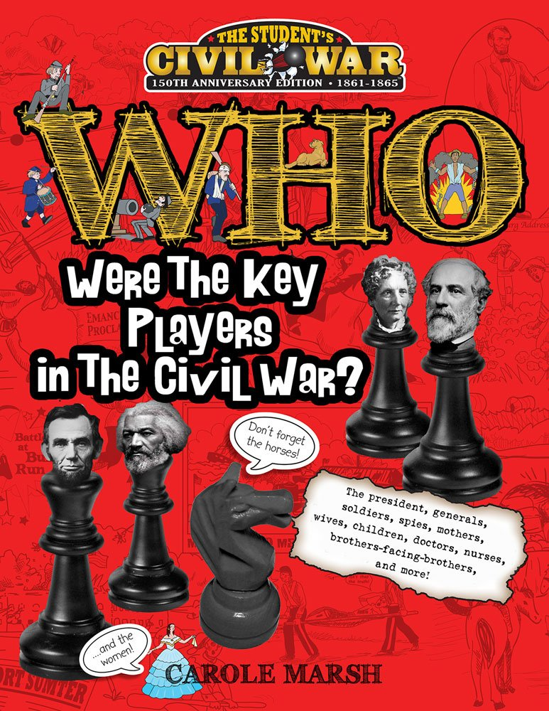 WHO Were the Key Players in the Civil War? PDF