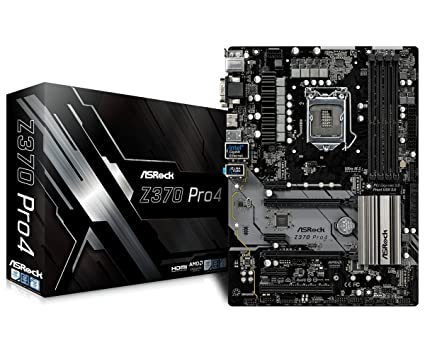 ASROCK Z370 PRO4 DOWNLOAD DRIVERS