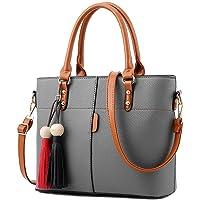 Casual Messenger Bag PU Tote Lady Handbag