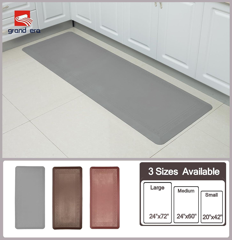 Amazon.com: Grand Era Anti-Fatigue Comfort Mat Multi Surface All ...