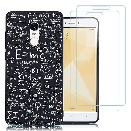 jrester Funda Xiaomi Redmi Note 4 / Note 4X,Fórmula matemática ...