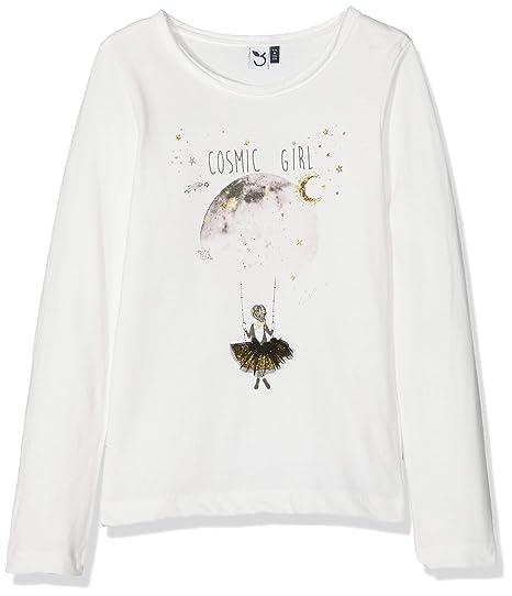 9106646992c3a 3 Pommes T- Shirt Fille  Amazon.fr  Vêtements et accessoires