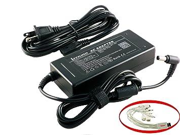 Amazon.com: itekiro 90 W AC adaptador para MSI GE40, GE40 ...