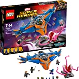 Lego Super Heroes 76081 - La Milano Contro l'Abilisk
