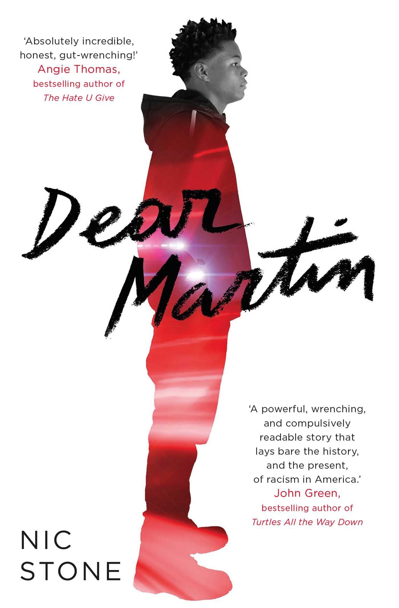 Dear Martin: Amazon.co.uk: Stone, Nic: Books
