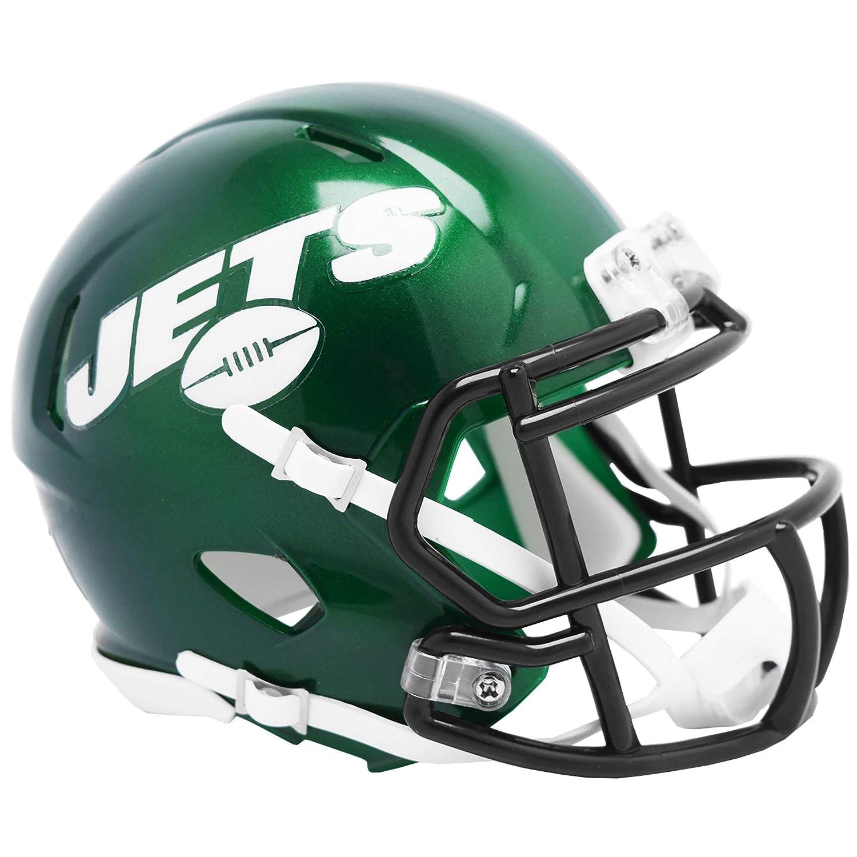 Amazon Com New 2019 Logo Riddell New York Jets Speed Mini Football