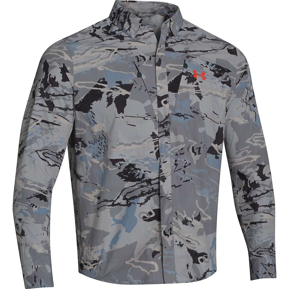 Under Armour UA Ridge Reaper Hydro Woven Shirt – Herren