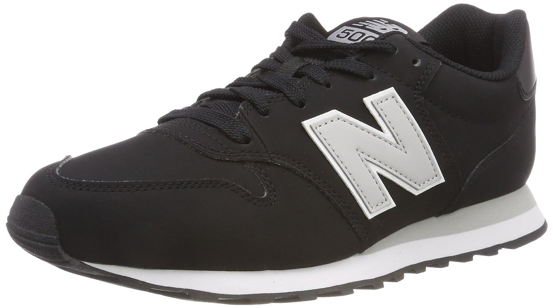 New Balance Gm500 D 14e - Zuecos Hombre 47.5 EU|Negro (Black/Rain Cloud/White Bkg)