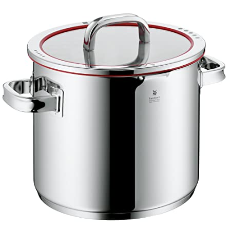 WMF Function 4 Pasta Stock Pot with Lid, 9-Quart