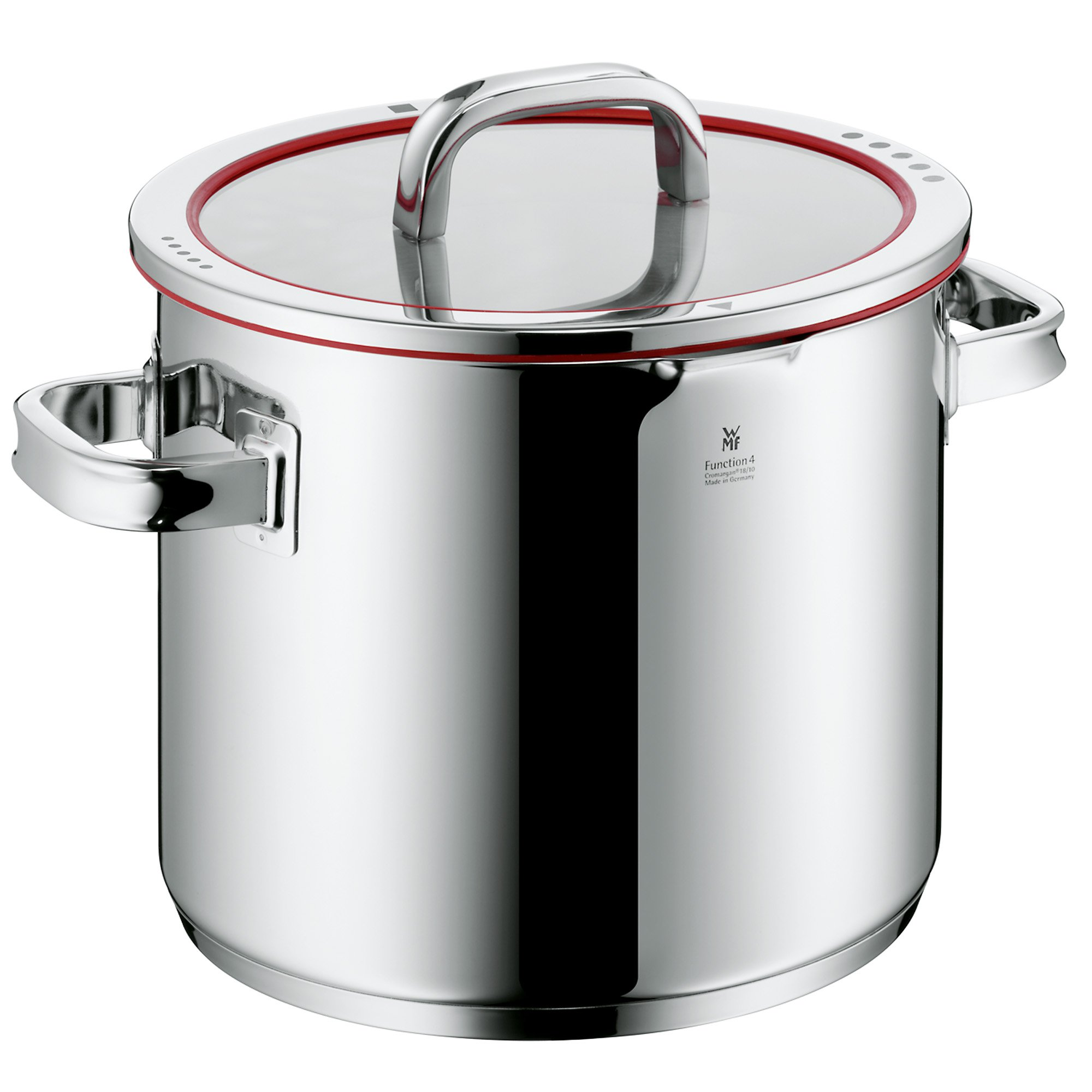 WMF Function 4 Pasta/Stock Pot with Lid, 9-Quart
