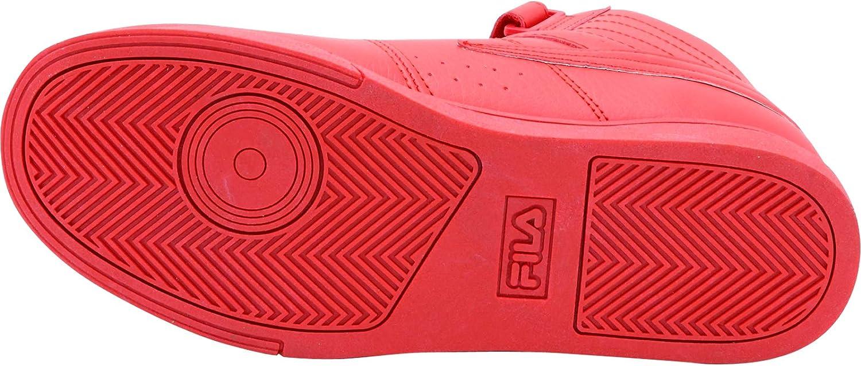 Big Fila Kids Vulc 13 Mid Plus Tonal Sneakers