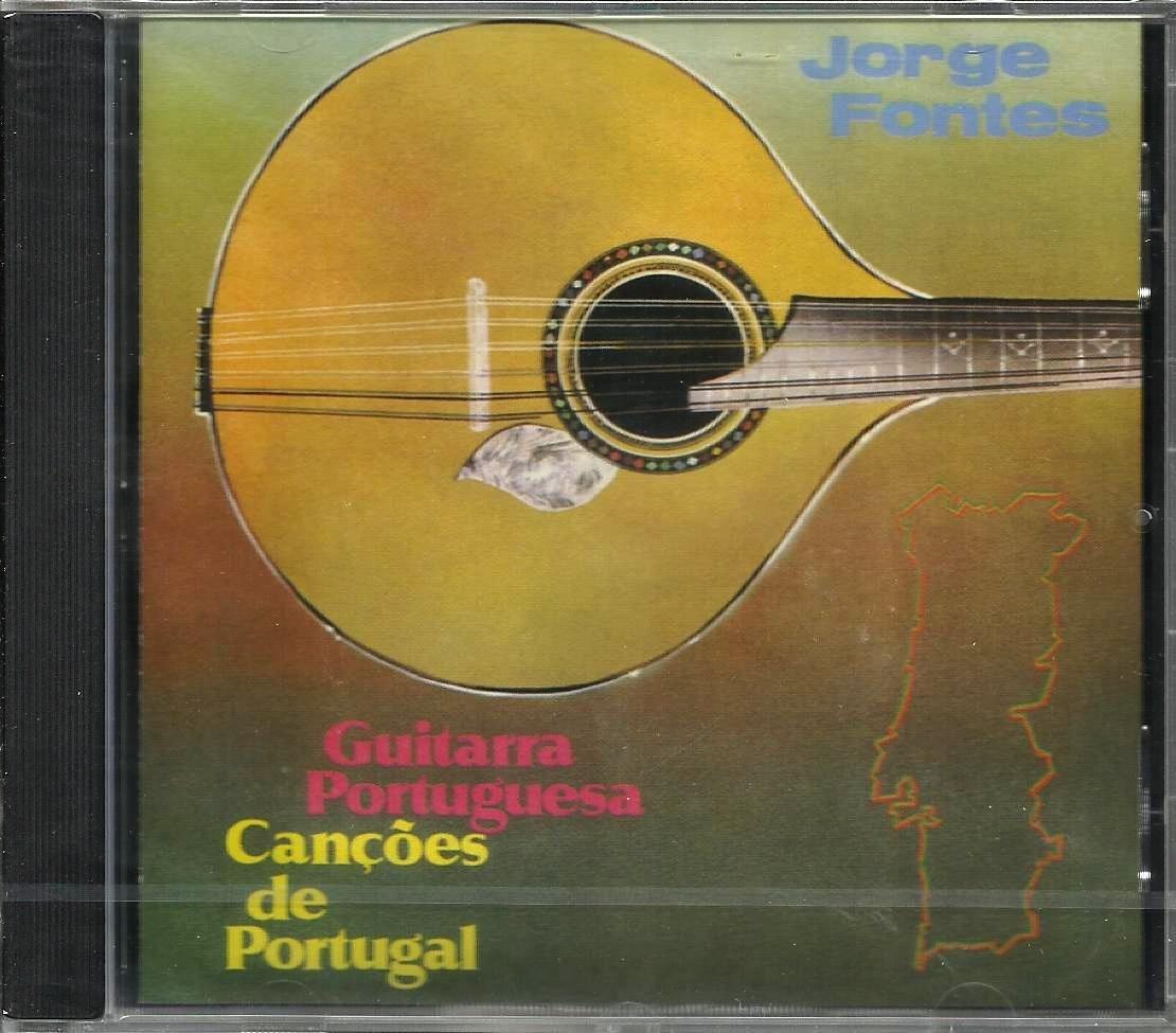 Jorge Fontes - Guitarra Portuguesa, Cancoes De Portugal 1998 ...
