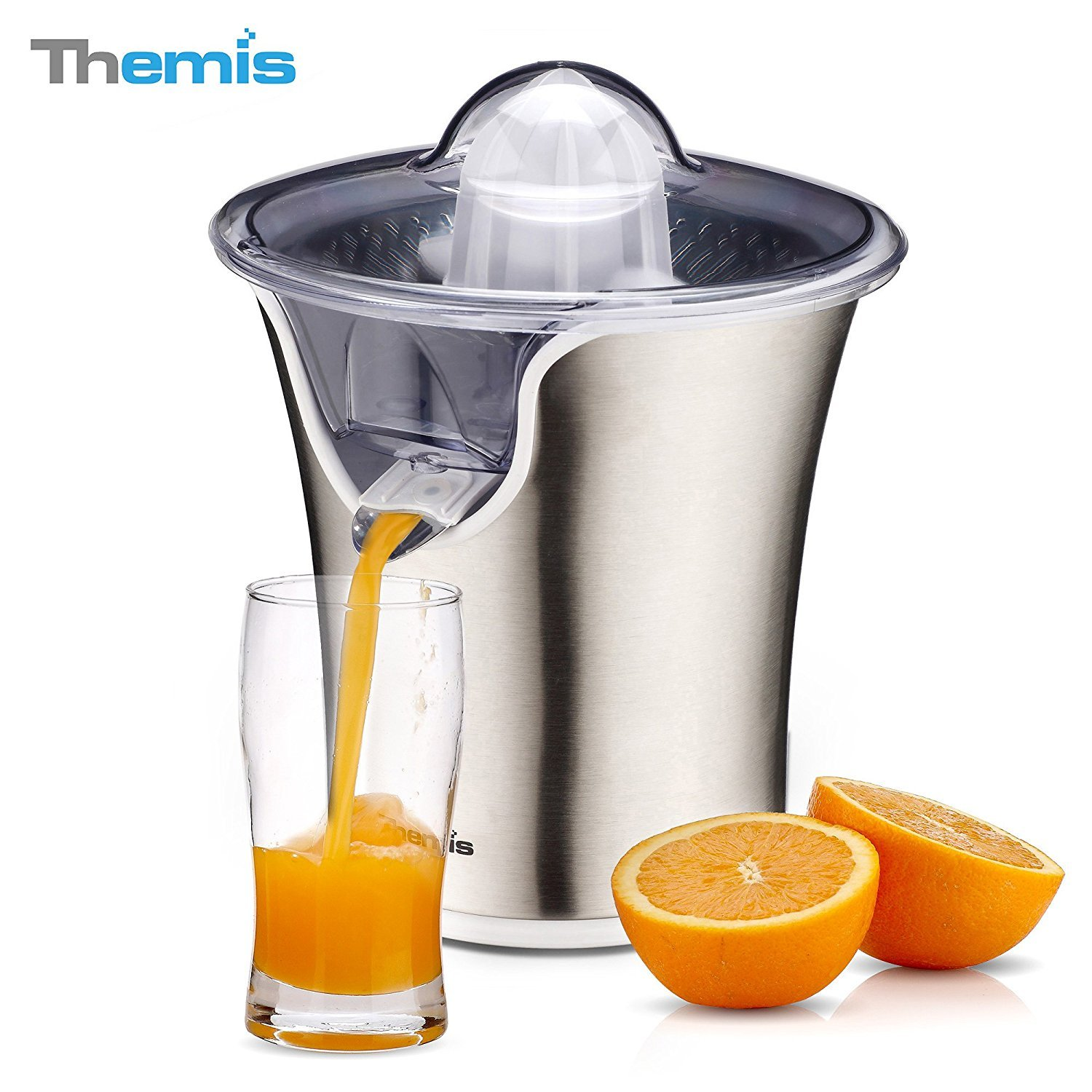 THEMIS CJ3372 85W Powerful StainleBest Citrus Juicers