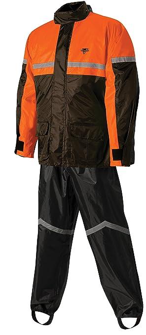 nelson-rigg Stormrider 2 piezas traje impermeable: Amazon.es ...