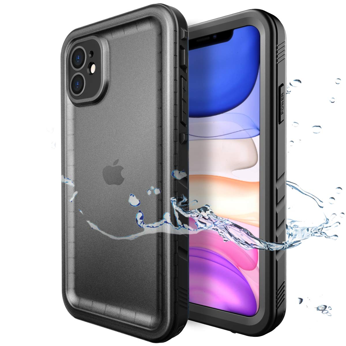 Funda Sumergible Para iPhone 11 (6.1) Sportlink [7x8trh6x]