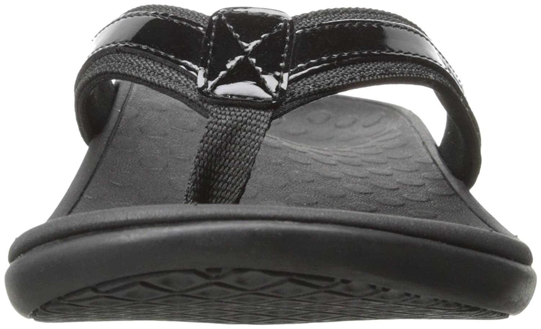 Vionic Damens's Damens's Damens's Tide II schwarz b023d7