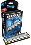 Hohner 590BX-Bb Big River Harmonica, Key of Bb