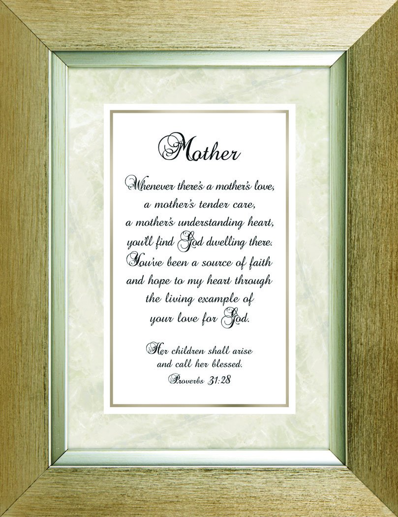 Heartfelt Collection Meaningful Moments Frame, Mother
